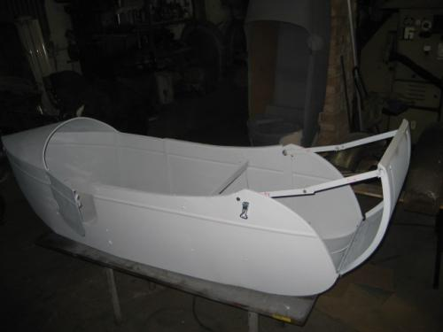LS 29 dedicated boot gondola