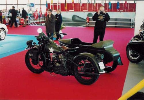 My LS 29 on exhibition Spain 2005