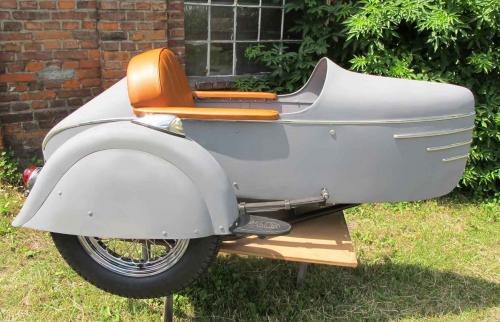 Indian sidecar complete 1